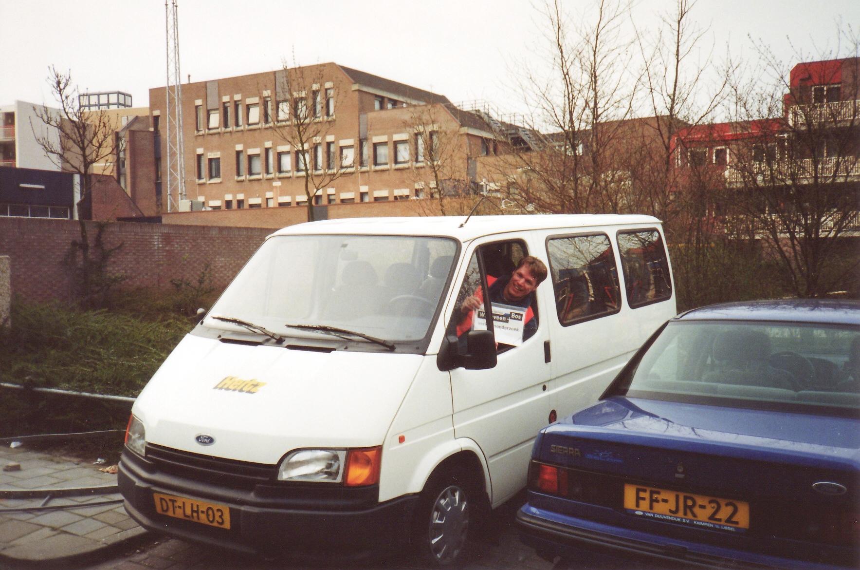 Adviseur Verkeer voor Witteveen+Bos