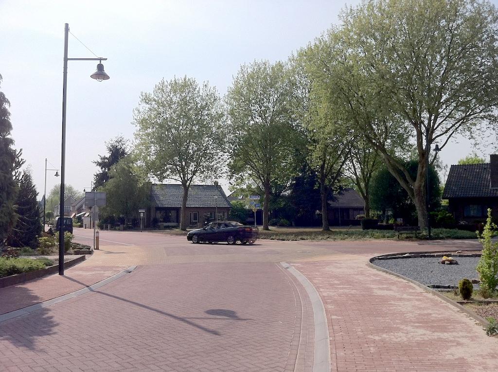 Bergen carré - werkbare straatinrichting