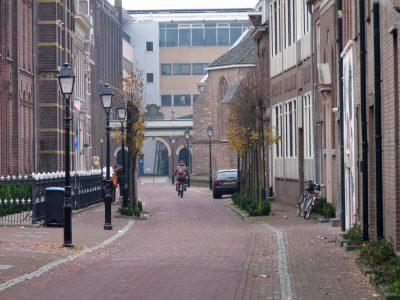 Binnenstad Ridderstraat - werkbare straatinrichting