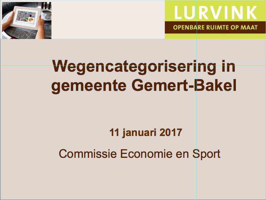 wegencategorisering Gemert-Brakel 2016-2017