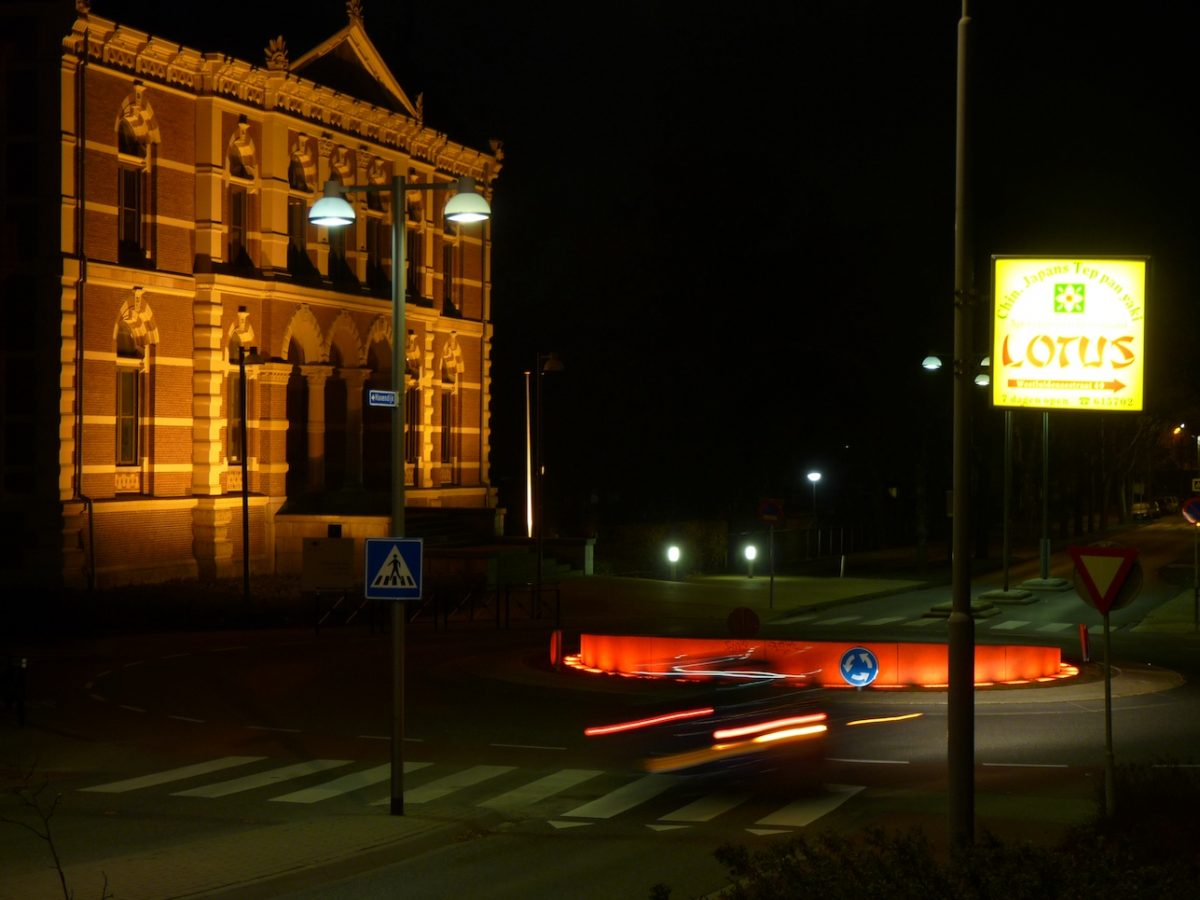 Rotonde rechtbank in Tiel
