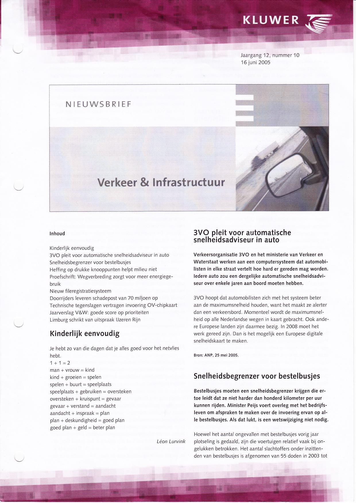 Uitgave: VI_nr._10-2005 Kinderlijk eenvoudig