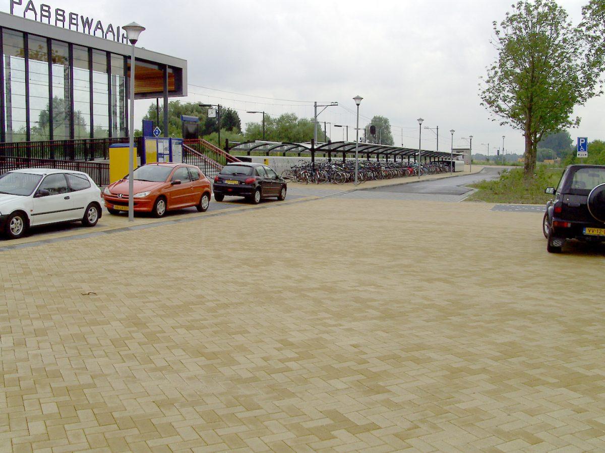 Station Passewaaij Tiel - shared space