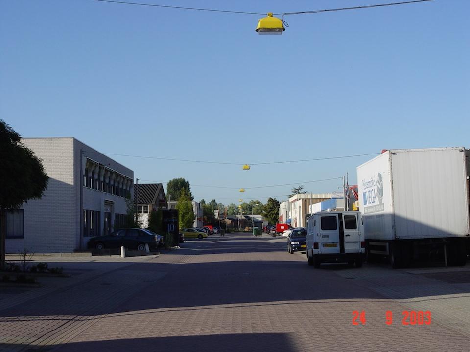 bedrijventerrein Culemborg - Staalstraat