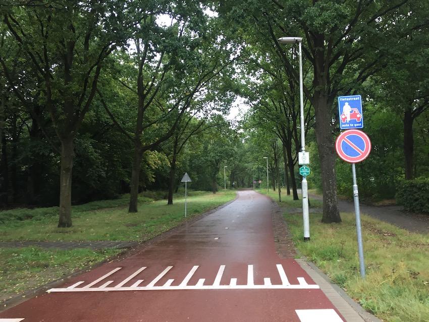 Celebeslaan fietstraat