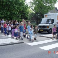 Met kinderen en scholen samen