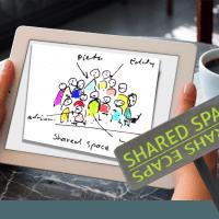 Shared space gezamenlijke ruimte