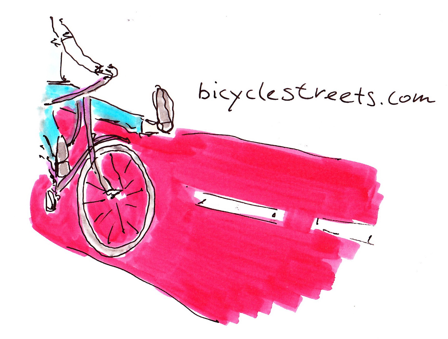 bicyclestreets